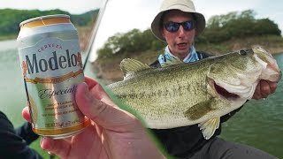 Drink Off Fishing Challenge!