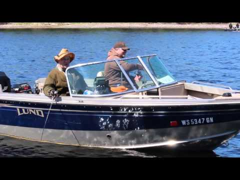 20th Annual ALS Walleye Tournament On Island Lake