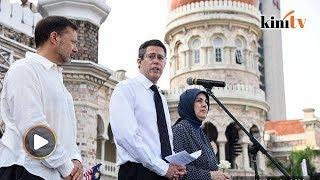 Duta New Zealand mohon maaf pada rakyat Malaysia