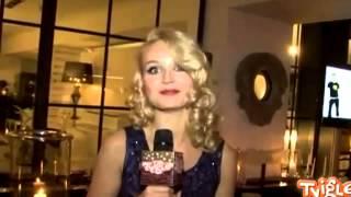 Видео. Вика Боня спонсирует Полину Гагарину. Хорошее качество смотреть