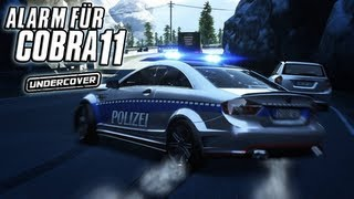 Alarm für Cobra 11: Undercover - PC Gameplay [HD]