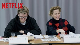 the Cast of Sex Education Reacts To Season 2 Scripts  | Netflix