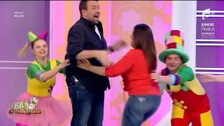 """Gaşca Zurli cântă la Neatza melodia """"Rem Pom Pi"""""""