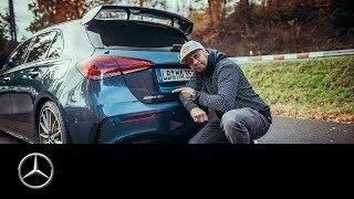JP Kraemer testet den neuen Mercedes-AMG A 35 4MATIC