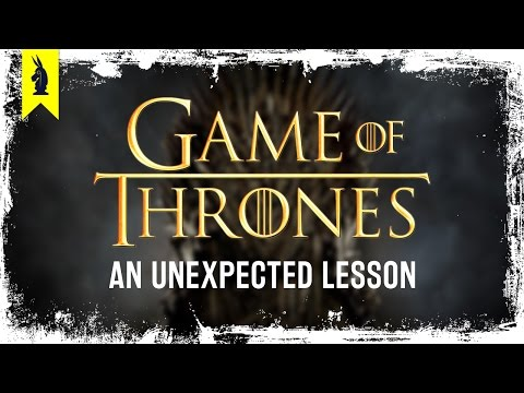 Game of Thrones: Lessons from The Sopranos!? – Wisecrack Edition