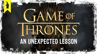 Game of Thrones: Lessons from The Sopranos!? –Wisecrack Edition