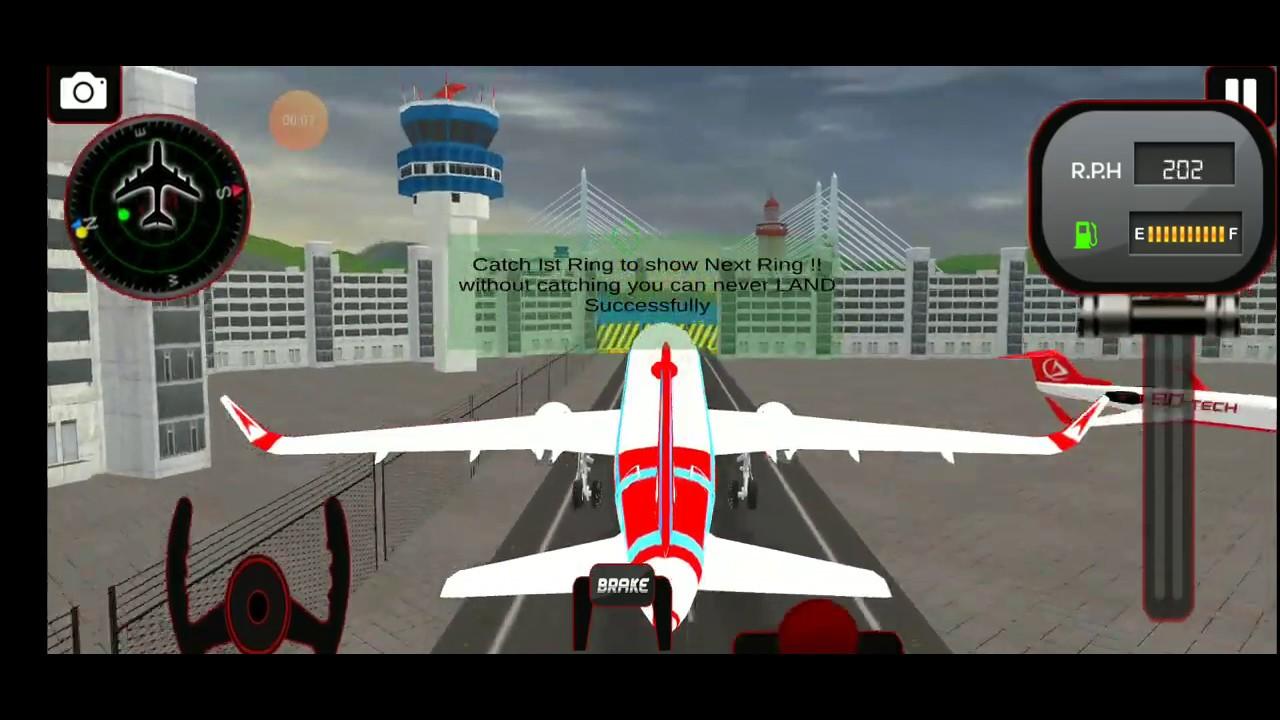 Flight Sim 2020#3- Airplane Simulator - Android Gameplay ...