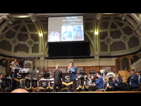Barcelona - Andrew Macdonald, cornet & Chris Robertson, euphonium