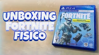 ❄️ UNBOXING PHYSICAL FORTNITE - PHYSICAL FUNDED PACK! DEEP FREEZE BUNDLE!! ❄️