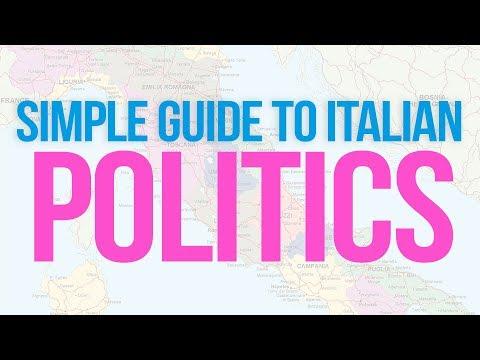 A Simple Guide to Italian Politics