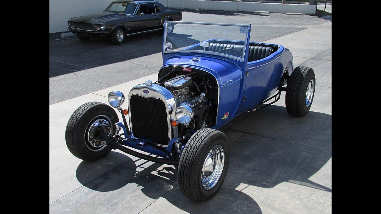 1929 ford hot rod highboy roadster youtube. Black Bedroom Furniture Sets. Home Design Ideas