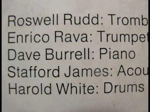 Roswell Rudd Inside Job Full Album