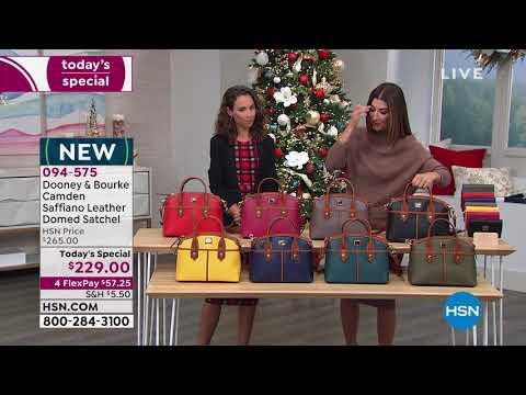 HSN | Dooney & Bourke Handbags . http://bit.ly/2tFbjqf
