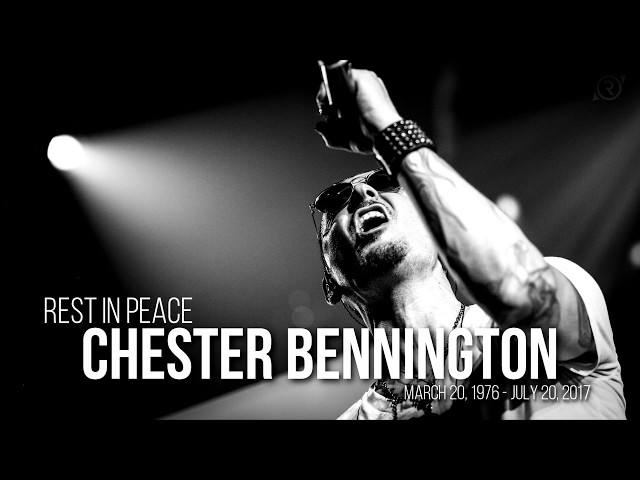 #RIPChesterBennington (Holding On To Children) - Linkin Park, Kiiara, Robert Miles