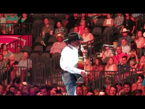 George Strait - Right Or Wrong/2017/Las Vegas, NV/T-Mobile Arena