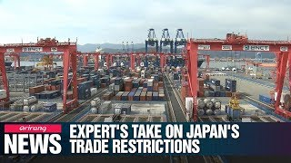 Expert's analysis of Japan's trade action against South Korea