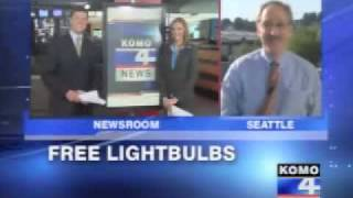 KOMONEWS.com - Get your free CFL bulbs from Puget Sound Energy and Project Porchlight