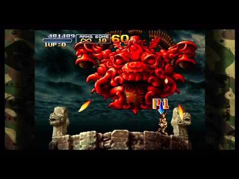 Metal Slug 3 (Xbox Live Arcade) Full Playthrough