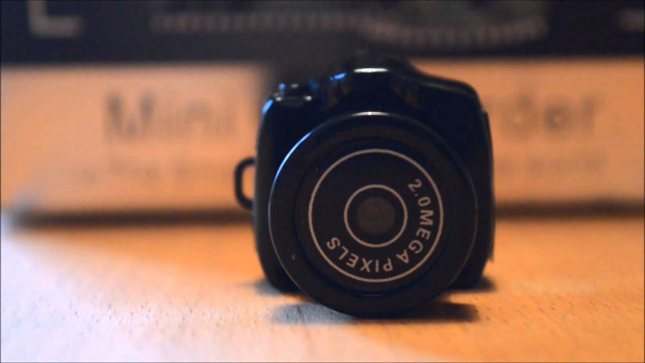 Kleinste Hd Kamera Der Welt Youtube