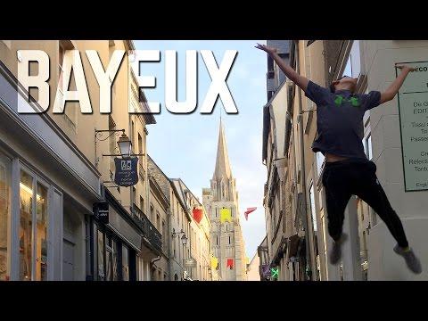Bayeux TibbsTravel Normandy, France 2016