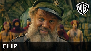 """Kong: Skull Island – """"Magnificent For This"""" Clip – Warner Bros. UK"""