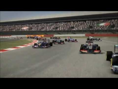 F1 Silverstone 2013 (British Grand Prix) Review