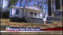 Mortgage Rates Hit a New Low: Freddie Mac