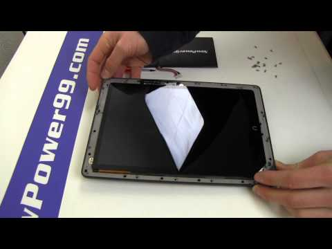 """How to Replace Your Barnes & Noble Nook HD+ 9"""" Battery"""
