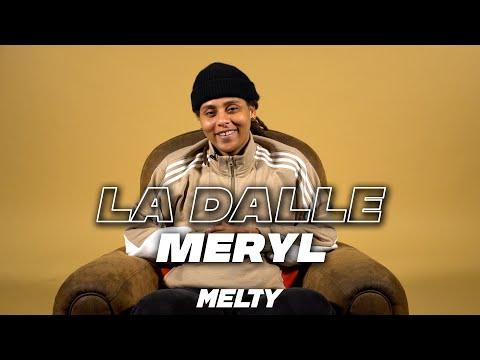 Youtube: MERYL:«Aux Antilles, j'suis ultra diffusée. J'veux pareil ici!»