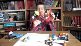 Как сделать макет плоский,  задание, макет, планет, Марс. Сатурн, Юпитер, Венера, Плутон, Солнце,