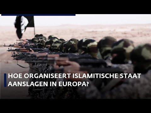 Hoe organiseert IS aanslagen in Europa?