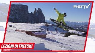 I trick di Freestyle con Bertagna e Welponer