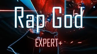 Beat Saber - Rap God | Eminem - (Expert+)