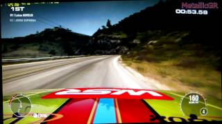 Grid 2 Gameplay PC HD - GTX275 Ultra Settings & 3D
