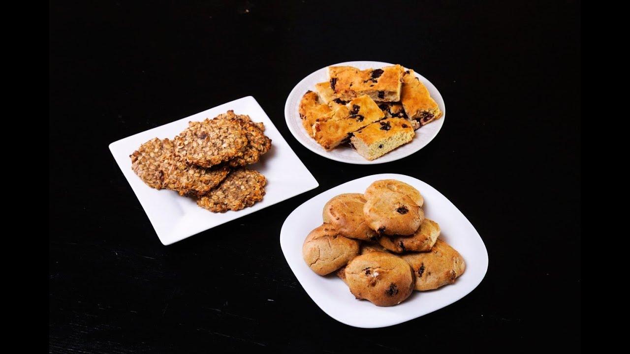 Печенье для спортсменов рецепты