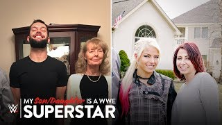 Every episode of My Son/Daughter is a WWE Superstar livestream