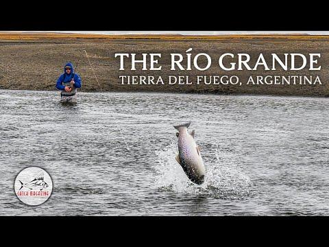 Tierra Del Fuego - Río Grande Fly Fishing By Todd Moen