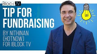TIP FOR FUNDRAISING - NITHINAN BOONYAWATTANAPISUT FOR IBLOCK TV