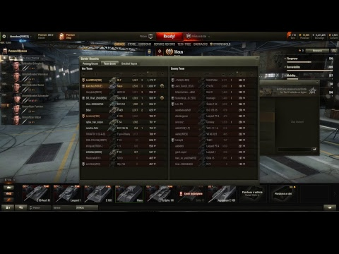 (GG) [SEA/ENG] 2017-06-21 World Of Tanks