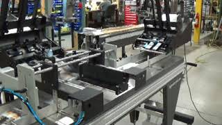 Superior-PHS: Maxim 2 Station System. Chipboard Feeder with Batch Count System