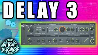 Fruity Delay 3   Como Usar