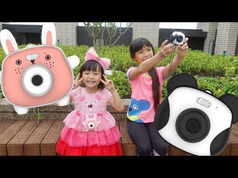 超可愛兒童相機【BLUEMO】