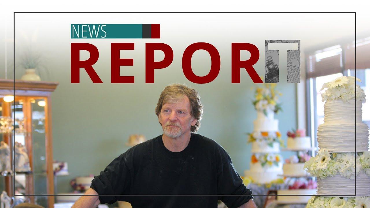 Catholic — News Report — Christian Baker's Latest Case Fails