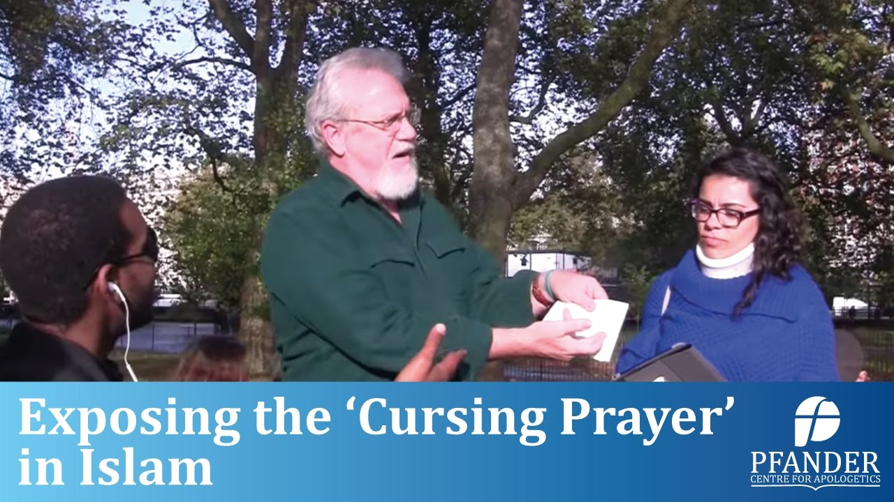 EXPOSING THE 'CURSING PRAYER' IN ISLAM (JAY SMITH & HATUN TASH)