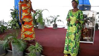 Aiesha's (Now Joiada's) Testimony - Leadership Thrust - Tanzania