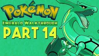 Pokemon Emerald Walkthrough Part 14: Battle House