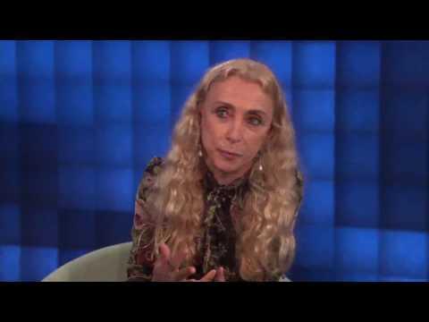 Franca Sozzani Editor-In-Chief Vogue