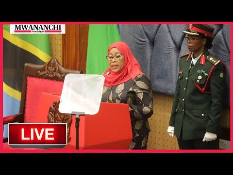 #LIVE: Rais Samia Suluhu Hassan akilihutubia Bunge la Tanzania