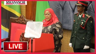 VIDEO: President Samia Suluhu Hassan addresses Parliament