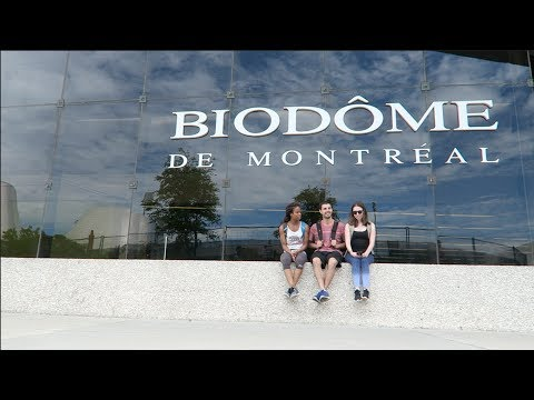 ROAD TRIP TO MONTREAL, CANADA!! EP 1